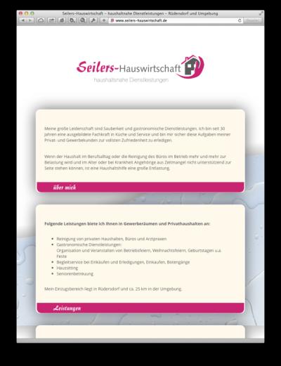 WVC Seilers-Hauswirtschaft (Tablet)