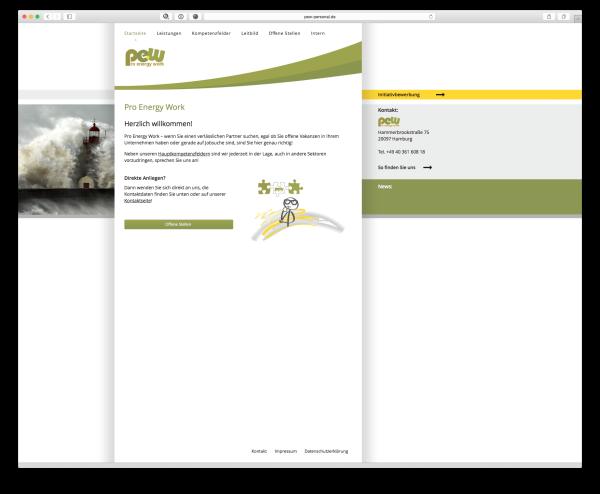 ProEnergyWork - Startseite