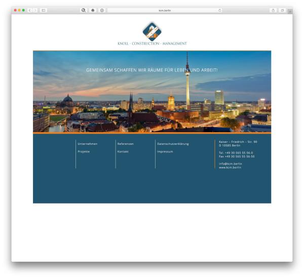 KCM Homepage